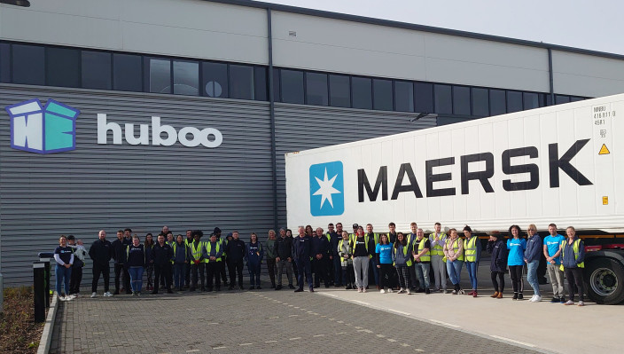 Huboo picks up investment from Maersk Growth, the venture arm of container logistics giant A.P. Moller – Maersk