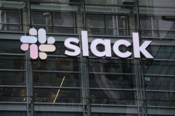 Slack shares plummet 20% after its growth forecast fails to excite investors