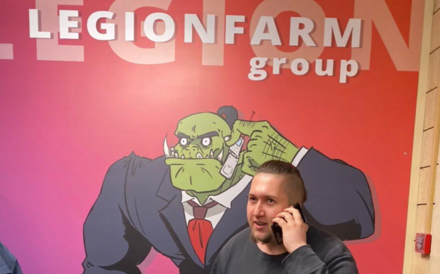 YC-backed Legionfarm lets competitive gamers pay to play with pro coaches