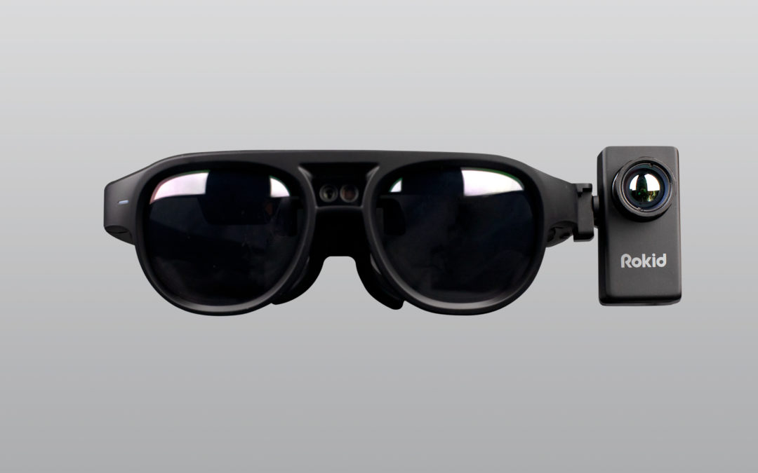 Chinese start-up Rokid pitches COVID-19 detection glasses in US
