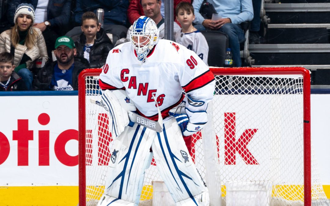 Overthinking Things Is Killing Your Efficiency. Let an NHL Goalkeeper Program You How.
