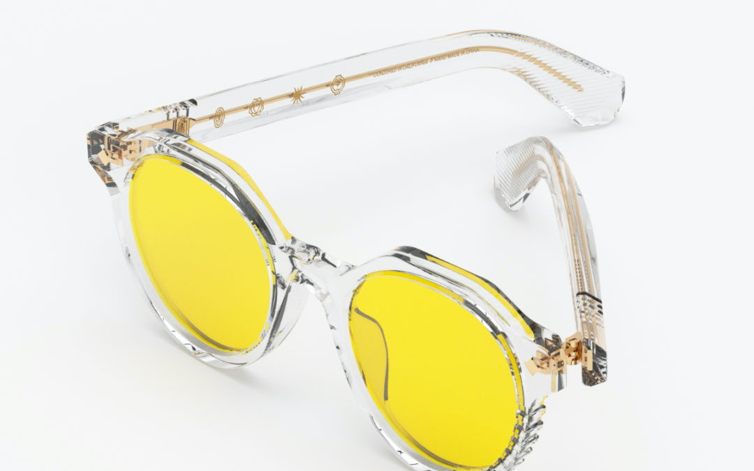 Angling to be eyewear's next big thing, Futuremood launches with mood-altering sunglasses