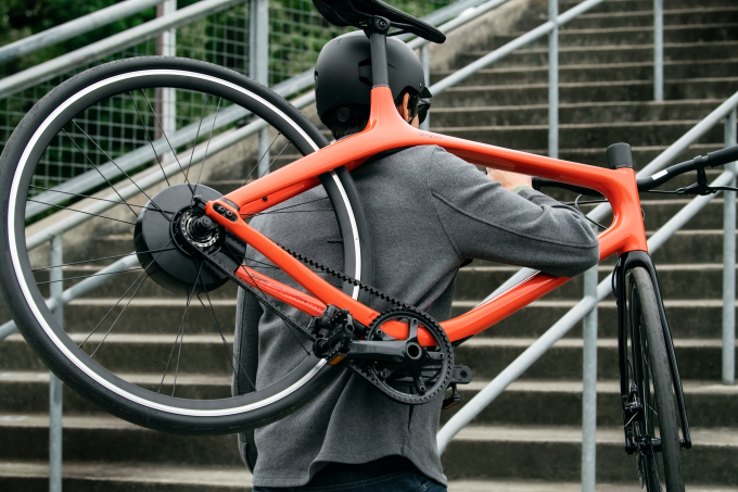 Gogoro reveals Eeyo, its brand-new ebike brand