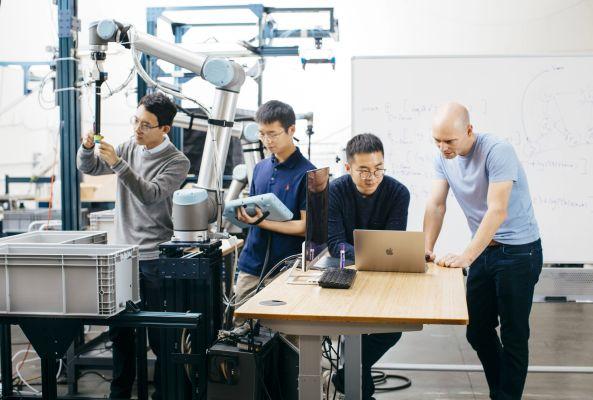 Industrial AI startup Covariant raises a $40M Series B