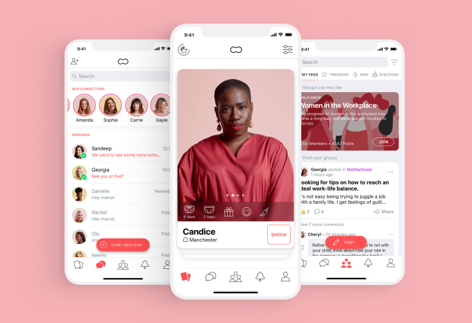 Social network for ladies Peanut raises $12M Series An in the middle of pandemic