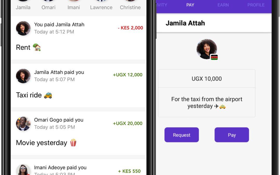 African payment startup Chipper Cash raises $13.8 M Series A
