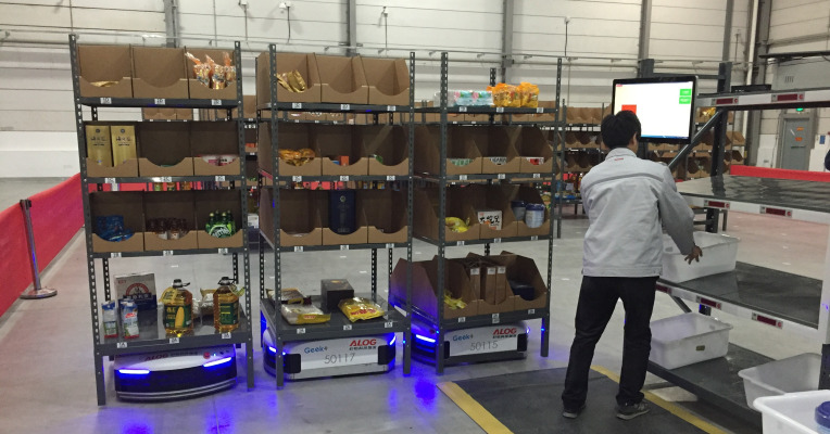 Geek+, the Amazon Kiva of China, lands $200 million Series C