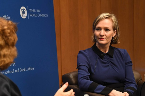Marietje Schaake is 'really concerned about the future of democracy'
