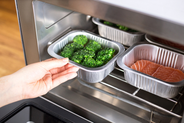 Tovala demolishes $20M for its clever oven+meal kit service