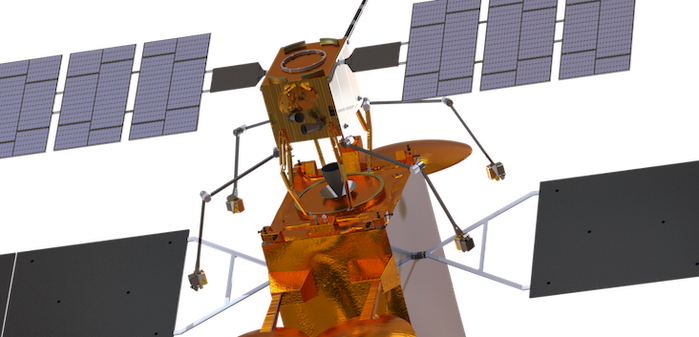 <aAstroscale expands into geostationary satellite life extension with new acquisition