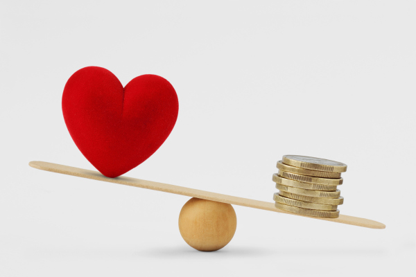 What inspires innovative business owners: Cash or altruism?