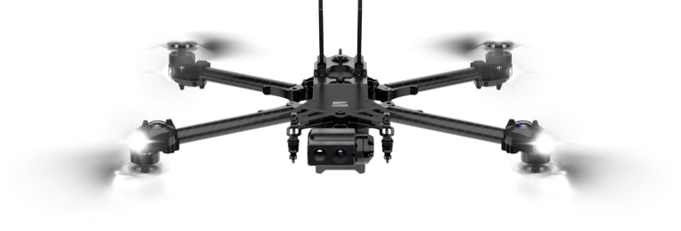 Autonomous drone startup Skydio increases $100 million and introduces the X2 industrial drone