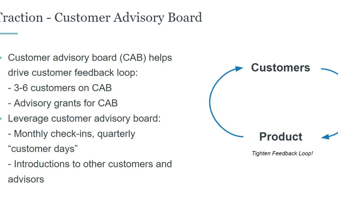 Building your start-up's consumer board of advisers