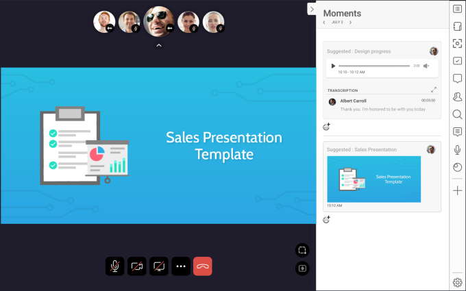 huddl.ai wishes to bring more intelligence to online meetings