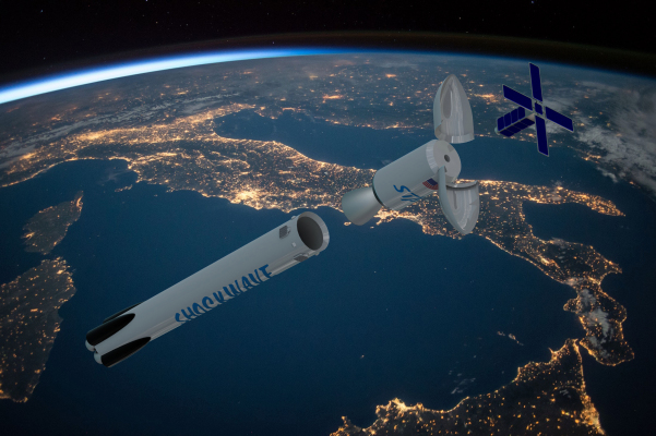 NY-based autonomous recyclable rocket start-up lands Flying force agreement