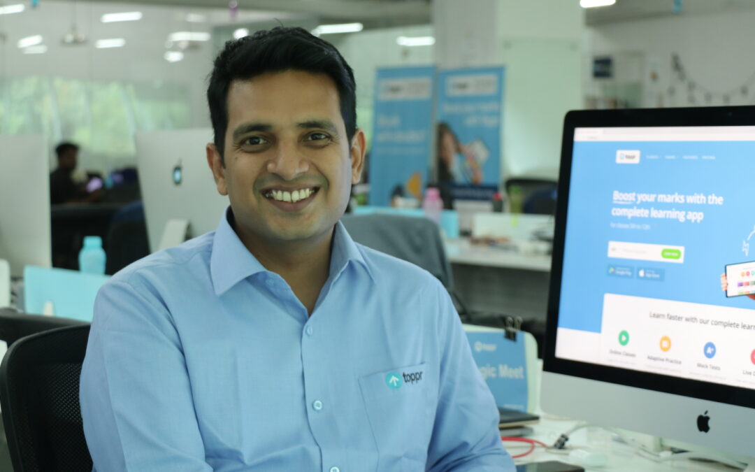 Toppr raises $46 million to scale its online learning platform in India