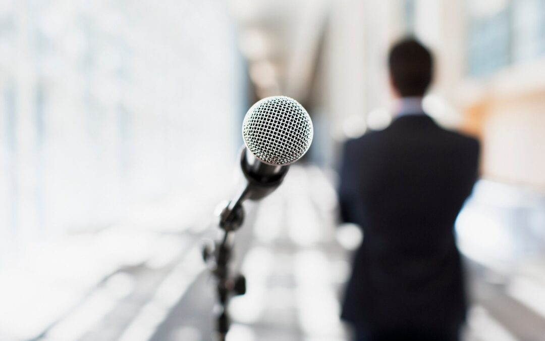 4 Ways to Endure a Crisis as a Speaker