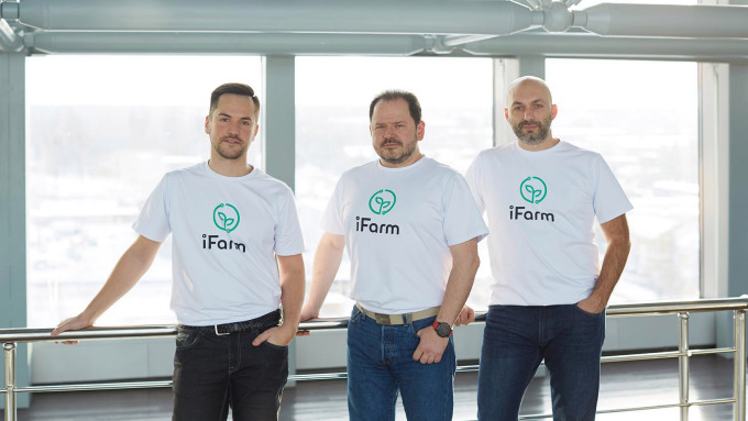 Agtech start-up iFarm bags $4M to help vertical farms grow more yummy things