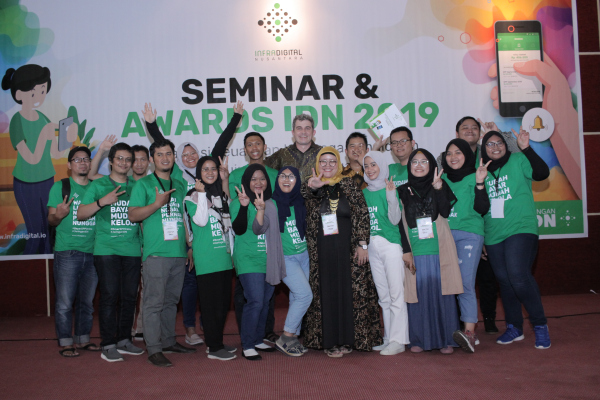 InfraDigital assists Indonesian schools digitize tuition and enrollment