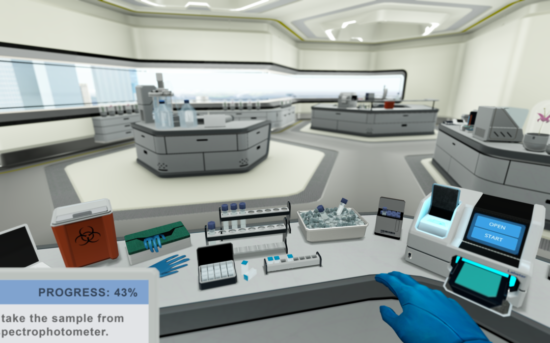 Labster lands new money to bring its virtual truth science laboratory software application to Asia