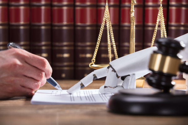 What does GPT-3 mean for the future of the legal profession?