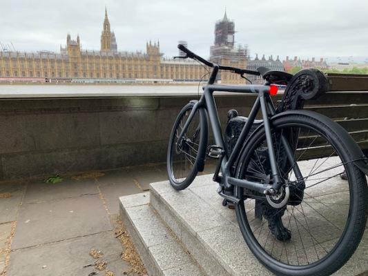 After lockdowns lead to an e-bike boom, VanMoof raises $40M Series B to broaden globally