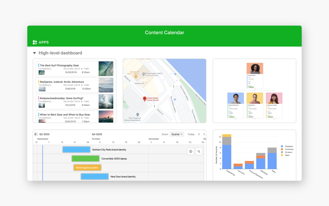 Airtable raises $185M and releases brand-new low-code and automation functions