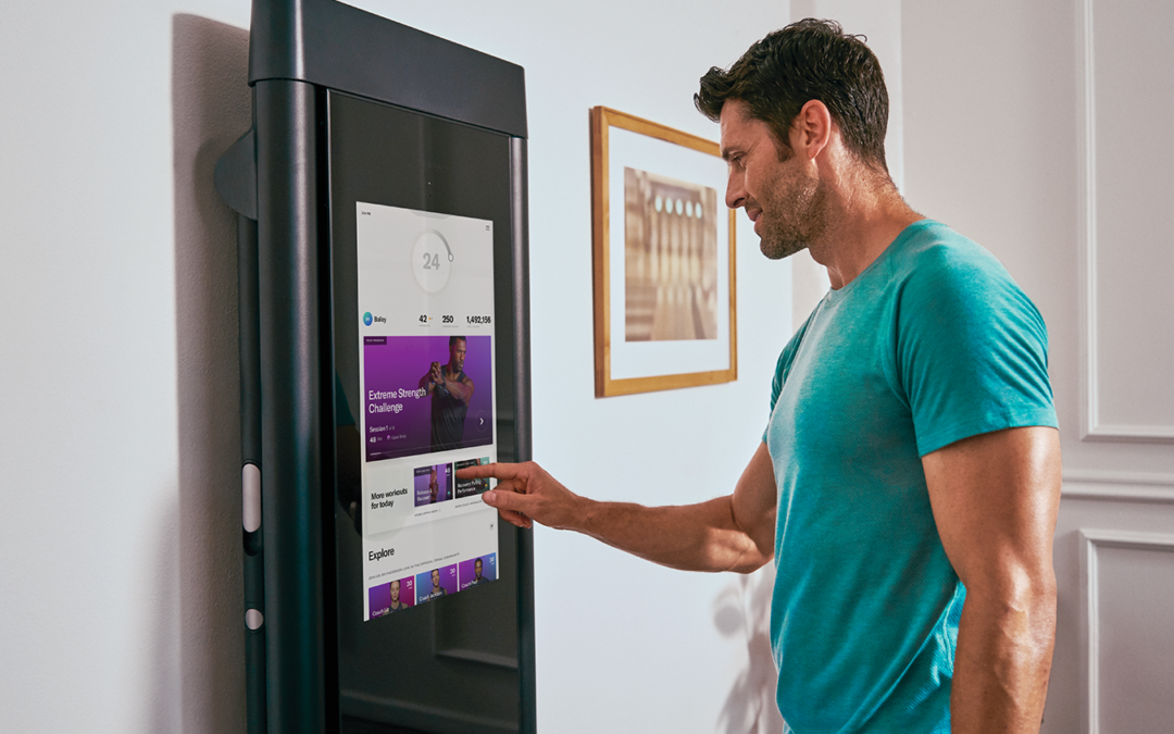 Connected physical fitness startup Tonal raises another $110 million