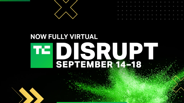 Here's what's taking place at Disrupt 2020 today