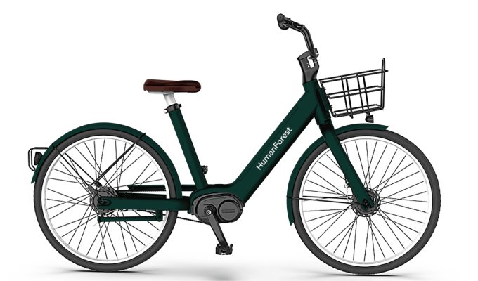 HumanForest gets $2.3 M from Cabify others and creators to grow a 'complimentary' e-bike sharing service