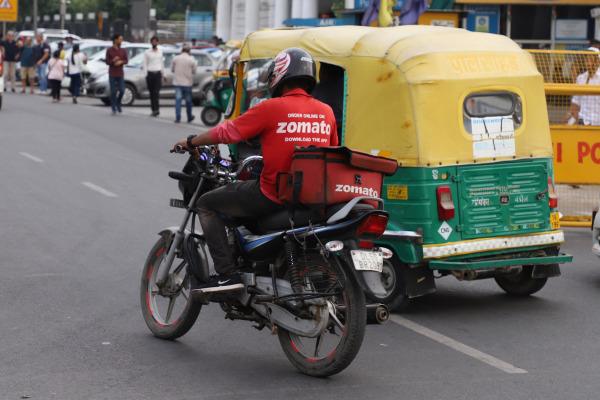 India's Zomato raises $62 million from Temasek