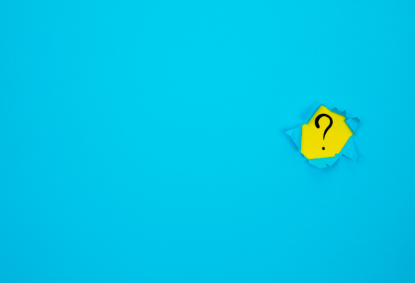 Learning how to ask questions is an important ability for start-up creators