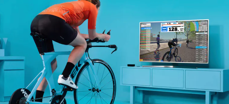 Zwift, maker of a popular indoor training app, simply landed a tremendous $450 million in funding led by KKR