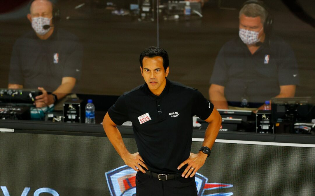 4 Abilities that Miami Heat Head Coach Erik Spoelstra Used to Go from the Dungeon to the Corner Office