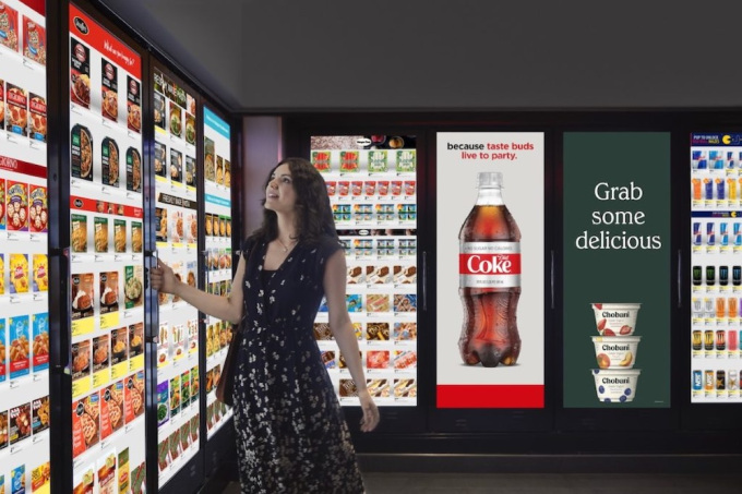 Cooler Screens raises $80M to bring interactive screens into cooler aisles