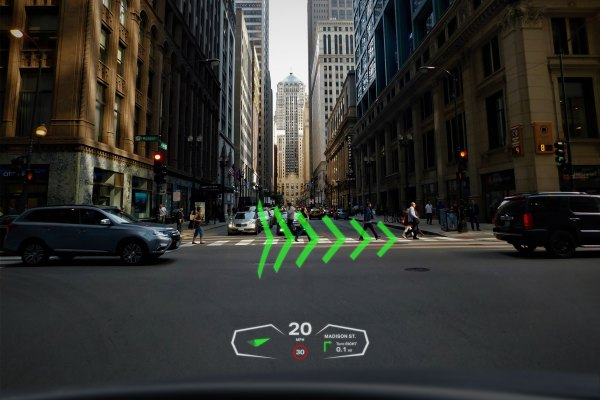 Envisics nabs $50M for its in-car holographic screen tech at a $250M+ appraisal