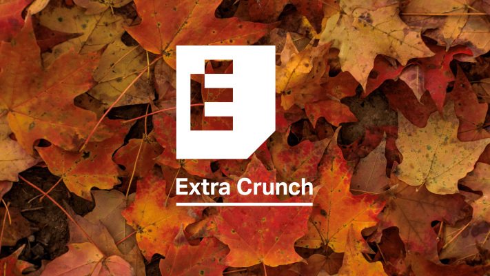 Fall sale: Get 10% off a yearly Extra Crunch membership