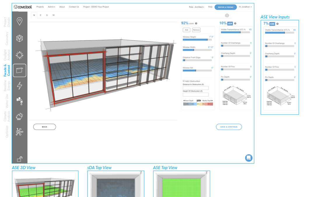 Pitching tech to optimize building style for sustainability, Atlanta-based Cove.tool raises $5.7 million