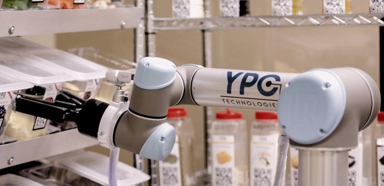 Robotic kitchen area start-up YPC raises a $1.8 M seed round
