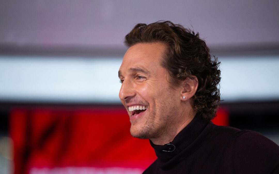 4 Lessons Matthew McConaughey Taught Me About Success