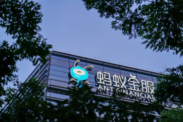 China holds off Ant's colossal IPO after closed-door talk with Jack Ma