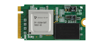 Deep Vision reveals its low-latency AI processor for the edge