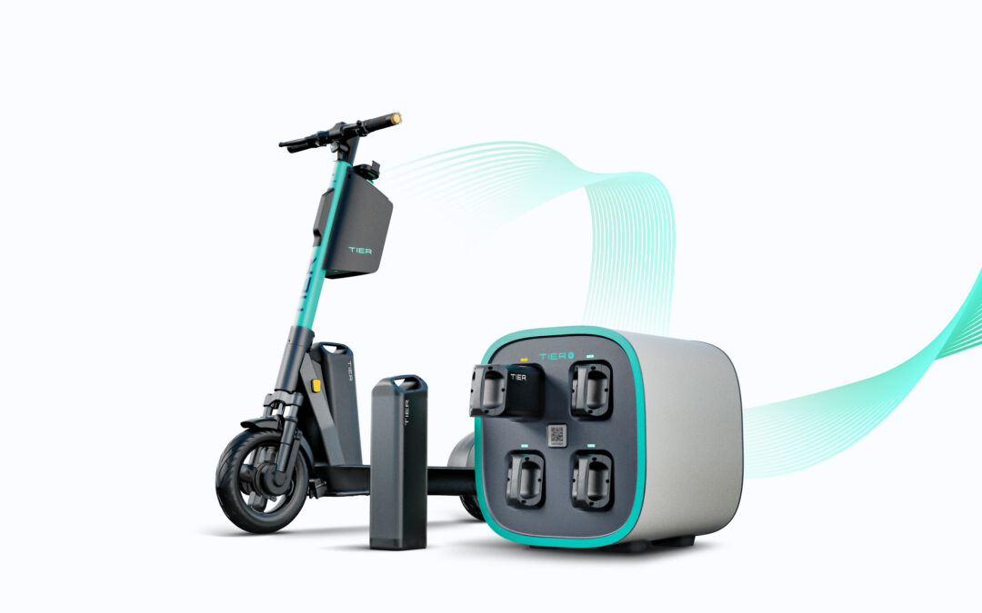 E-scooter startup Tier raises $250 million round led by SoftBank Vision Fund 2