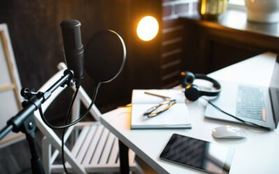 How Podcasting Can Help You Grow Your Online Course Company And Sell More Digital Products