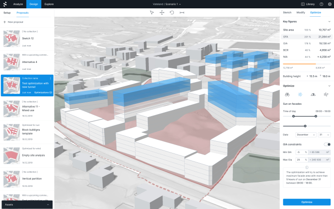 Spacemaker, AI software for urban advancement, is gotten by Autodesk for $240M