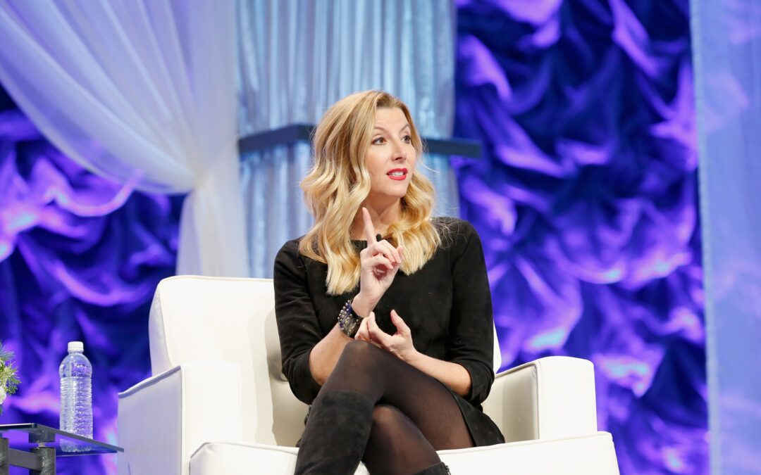 Spanx Founder Sara Blakely Says This Organization Concept Validation Step Can Be A Huge Error