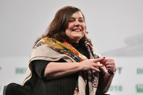 Starling Bank founder Anne Boden says new book 'isn't a memoir'