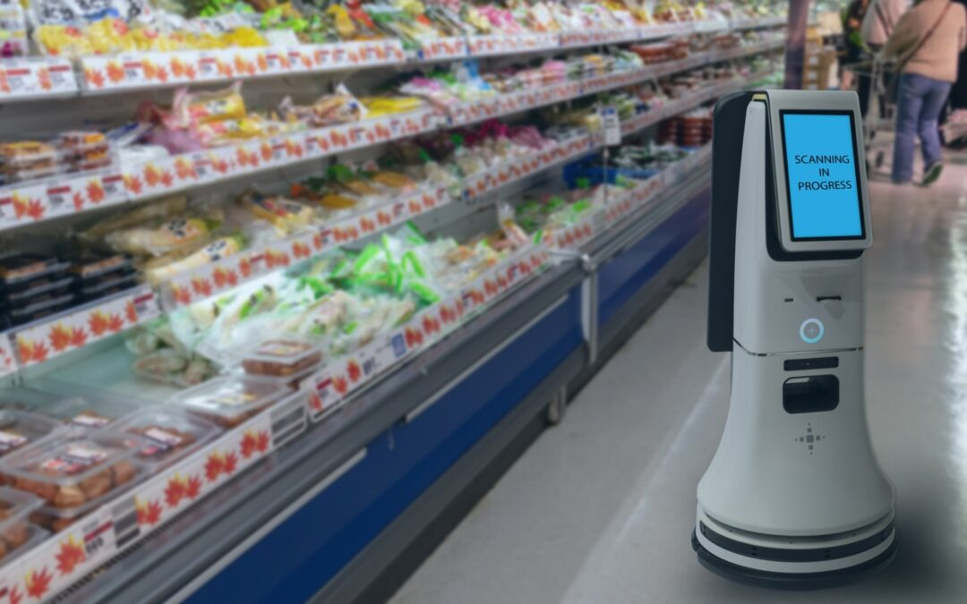 The New Requirement for Robots, AI and Data Analytics in Supermarkets