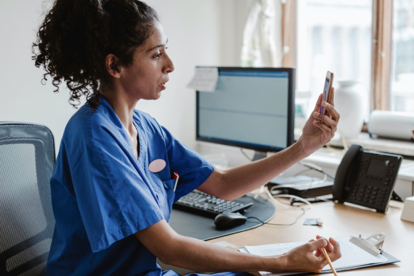 Why are telehealth business treating healthcare like the gig economy?