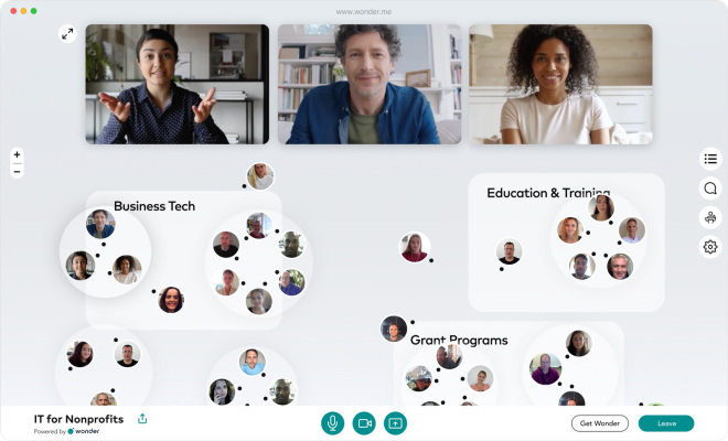 Berlin's Marvel raises $11M for a brand-new technique to video chat where you roam and join groups